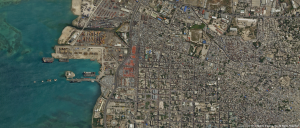 SkySat-2 Image of Port-au-Prince, Haiti on July 10, 2014
