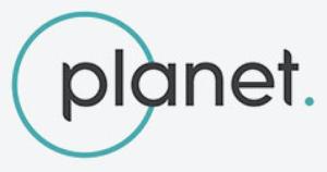 Planet logo-dark